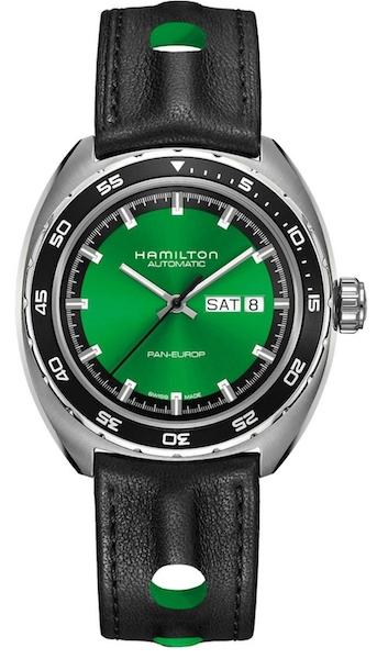 HAMILTON herenhorloge Model AMERICAN CLASSIC H35415761