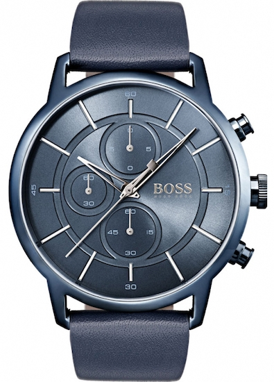 Hugo Boss herenhorloge model collectie Architectural 1513575