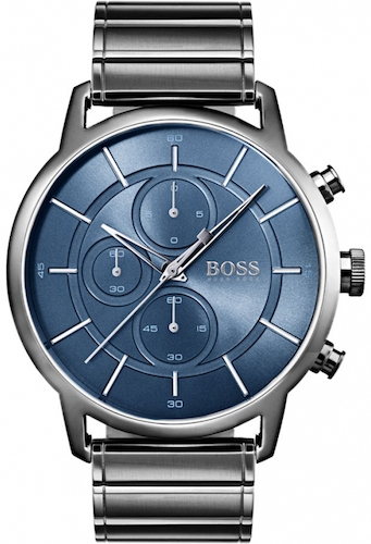 Hugo Boss herenhorloge model collectie Architectural 1513574
