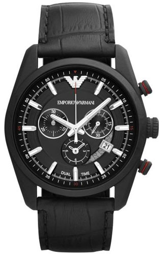 EMPORIO ARMANI WATCHES Model AR6035 sportief herenhorloge