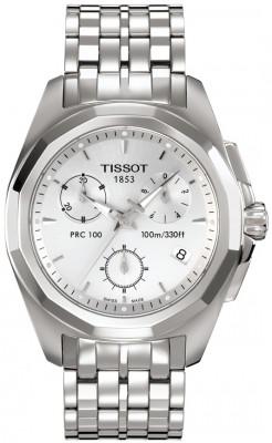 Tissot dameshorloge PRC100 Chronograph Watch T0082171103100