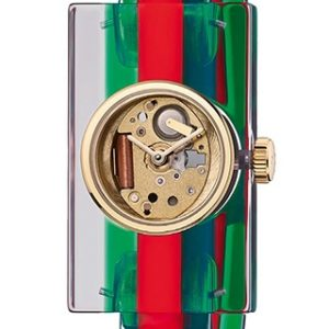 Gucci dameshorloge model Vintage Web YA143501