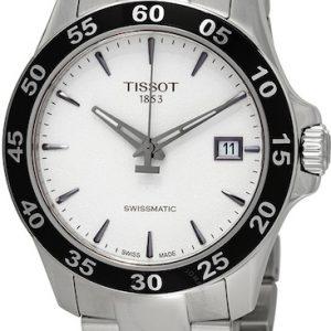 Tissot herenhorloge V8 Swissmatic T1064071103100
