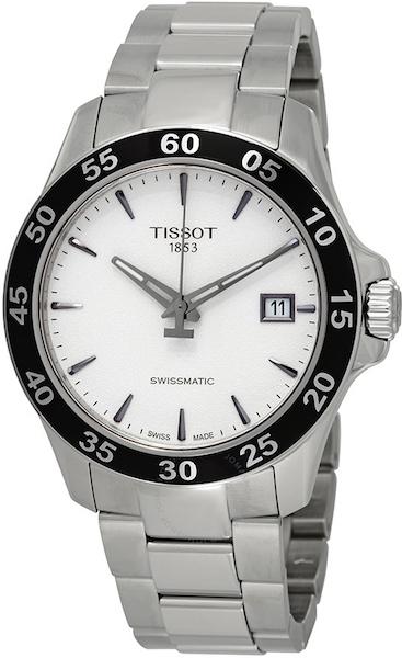 Tissot herenhorloge model V8 Swissmatic T1064071103100